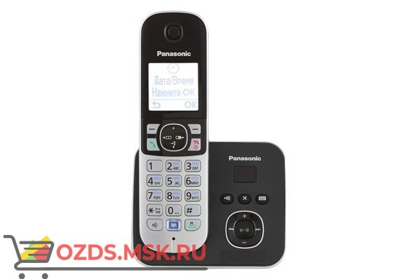 Panasonic KX-TG6821RUB: Радиотелефон