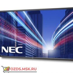 NEC X554HB: Профессиональная панель