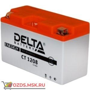 Delta CT 1208: Аккумулятор