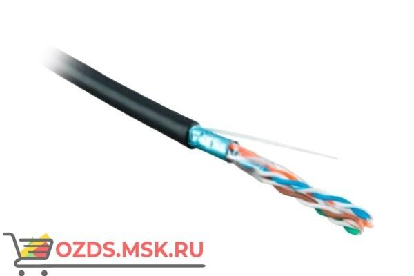 Hyperline FUTP4-C5E-S24-OUT-LSZH-BK-500: Кабель