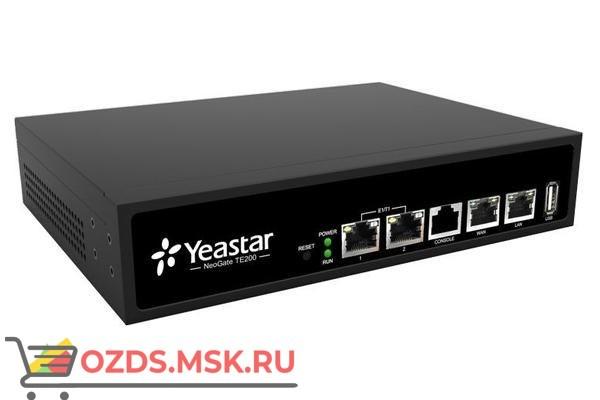 Yeastar NeoGate TE200 Шлюз