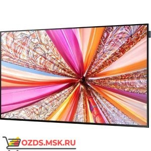 Samsung DM55E: Профессиональная панель