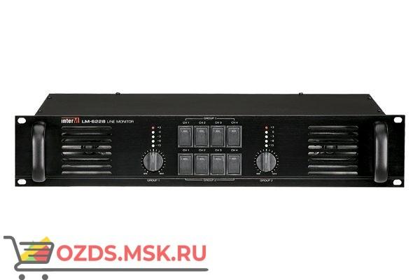 Inter-M LM-6228: Блок монитора