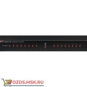Inter-M ER-6116 Маршрутизатор оповещения