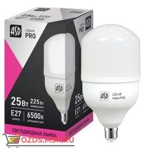 ASD LED-HP-PRO 25Вт Е27 4000К 2250 Лм: Лампа