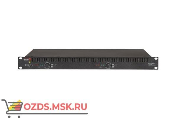 Inter-M DPA-230DC: Усилитель мощности