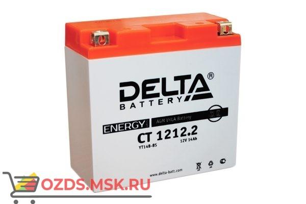 Delta CT 1212.2 Аккумулятор