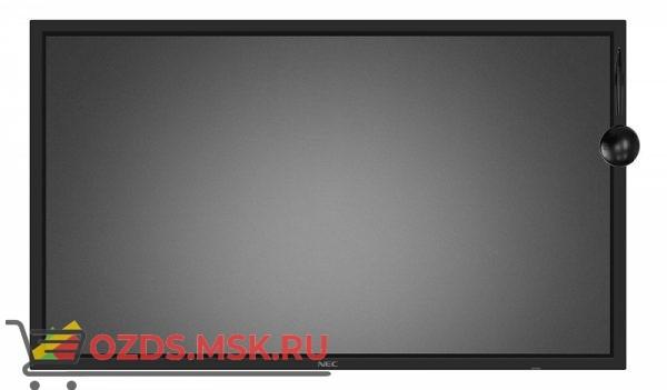 NEC C861Q SST: Интерактивная панель