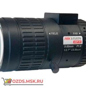 Hikvision TV0550D-4MPIR Объектив