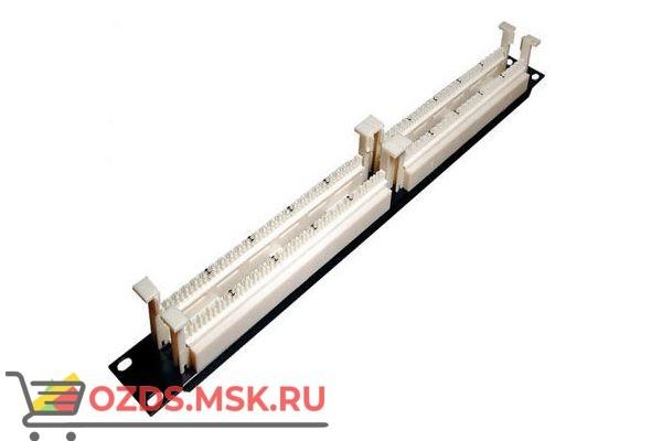 Hyperline 110C-19-100P-1U Кросс-панель