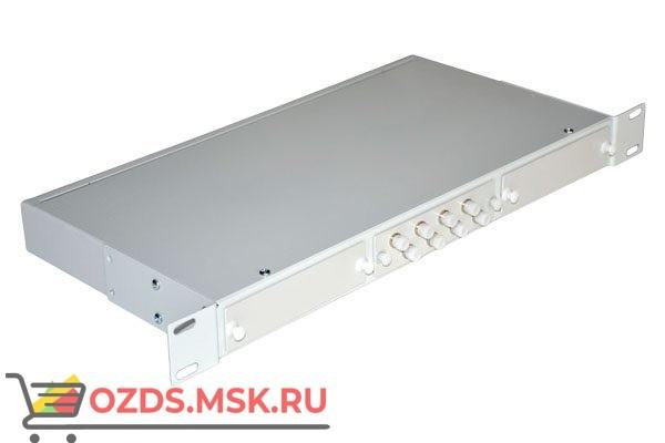 NTSS-RFOB-1U-8-FC/U-9-SP2 19″: Кросс предсобранный