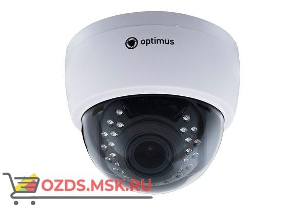Optimus IP-E021.3(2.8-12)P: IP камера