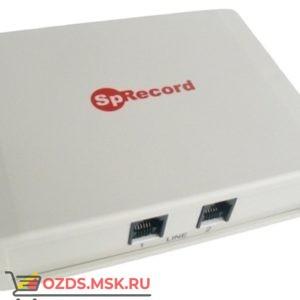 SpRecord A2 Комплекс записи телефонных переговоров