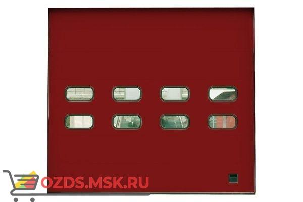 Алютех ProPlus 3000x3300 RAL3004 Ворота промышленные