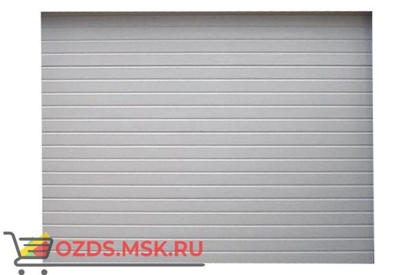 Алютех Classic 4016х2565 RAL8014: Ворота секционные