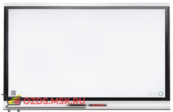SMART kapp iQ 65 с функционалом маркерной доски и удаленным взаимодействием: Интерактивная панель