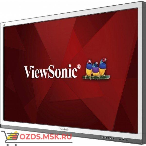 ViewSonic CDE5561T: Интерактивная панель