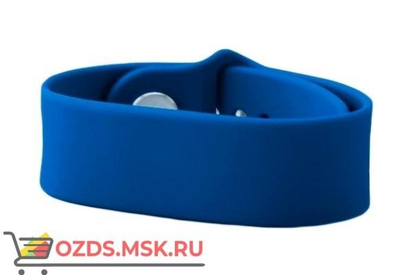 Силиконовый браслет с RFID-меткой Mifare Classic 1K, 4/7 byte UID (синий)