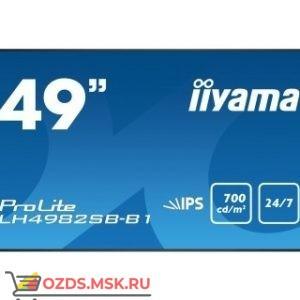 Iiyama LH4982SB-B1: Профессиональная панель
