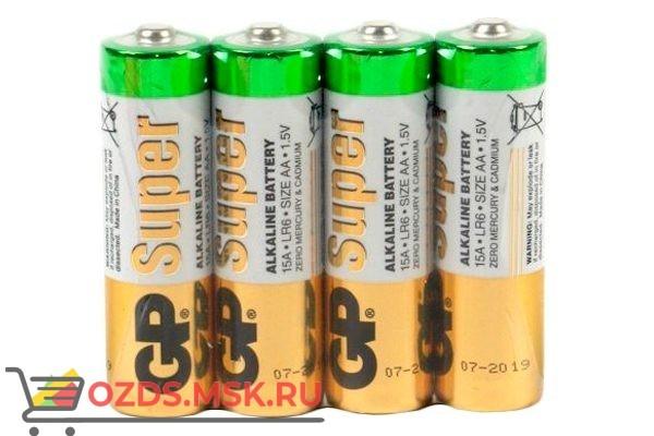 GP Super Alkaline 15ARS-2SB4: Батарейка алкалиновая