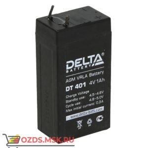 Delta DT 401: Аккумулятор