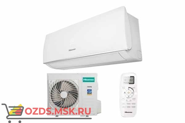 Hisense Smart DC Inverter AS-11UR4SYDDB1G: Сплит-система