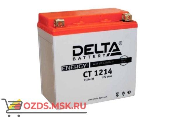 Delta CT 1214 Аккумулятор