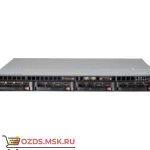 Линия NVR-32 1U  32 канальный: IP-видеосервер