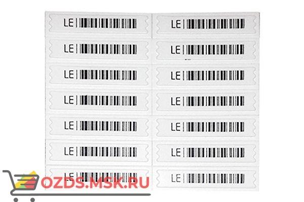 Sensormatic Mini Ultra Strip II Этикетка