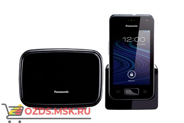 Panasonic KX-PRX150RUB: Радиотелефон