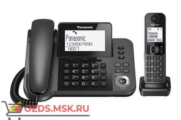 Panasonic KX-TGF310RUM: Радиотелефон