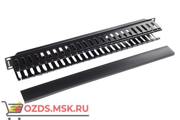 Hyperline CM-1U-PL-COVный организатор: Кабель