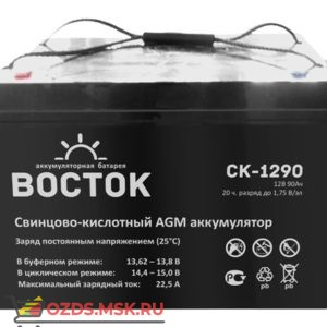 Восток СК-1290 Аккумулятор