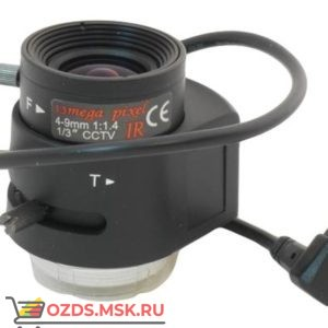 ActiveCam AC-MP0409D.IR Объектив