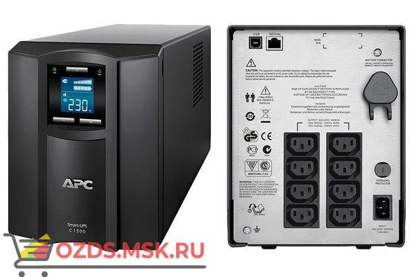 APC SMC1500I ИБП