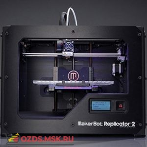 Makerbot Replicator 2 (European edition): 3D принтер