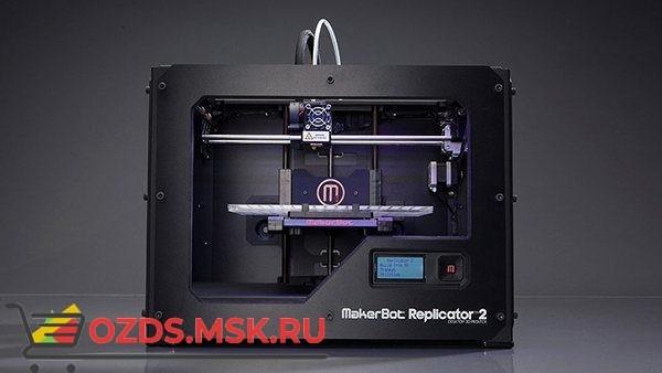 Makerbot Replicator 2 (European edition): 3D принтер