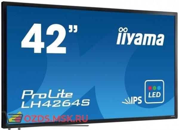 Iiyama LH4264S-B1: Профессиональная панель