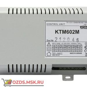 Vizit КТМ602M: Контроллер ключей