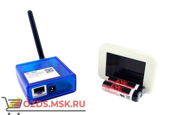 MegaCount RC-WiFi Беспроводной комплект счетчиков посетителей (с Ethernet и WiFi)