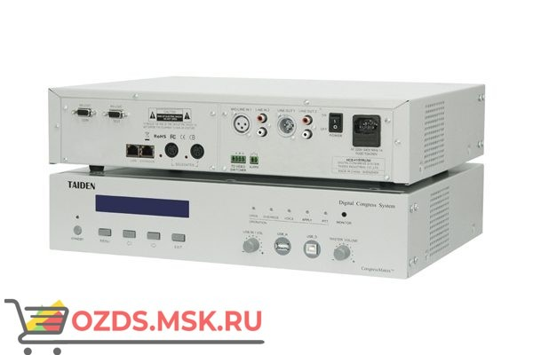 TAIDEN HCS-4100MC/50 Центральный блок