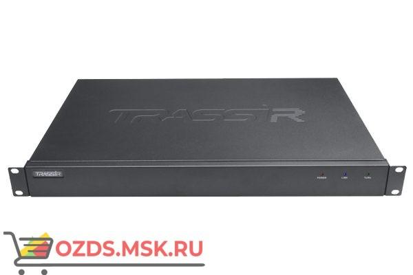TRASSIR MiniNVR AF 16-4P: Видеорегистратор
