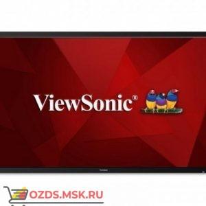 ViewSonic CDE7500: Профессиональная панель