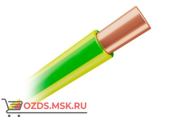 ВВГнг(А)-LSLTx 1х4 (ж/з): Кабель