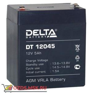 Delta DT 12045 Аккумулятор