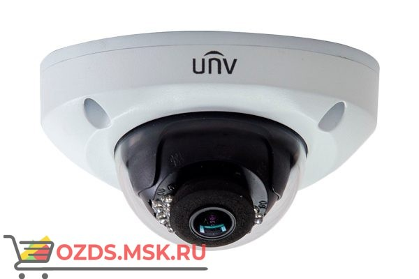 UNIVIEW IPC314SR-DVPF28 (2.8 мм) 4 Мп камера