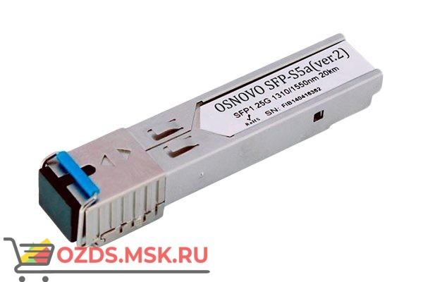 Osnovo SFP-S5a (ver.2) Oптический SFP модуль