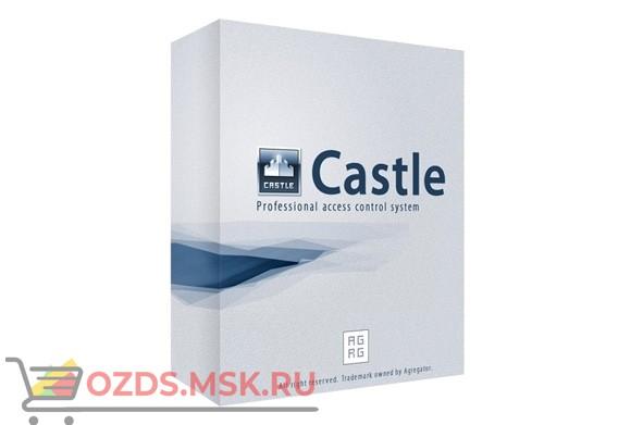 """Castle """"Расширенная поддержка пропусков посетителей"""" ПО"""