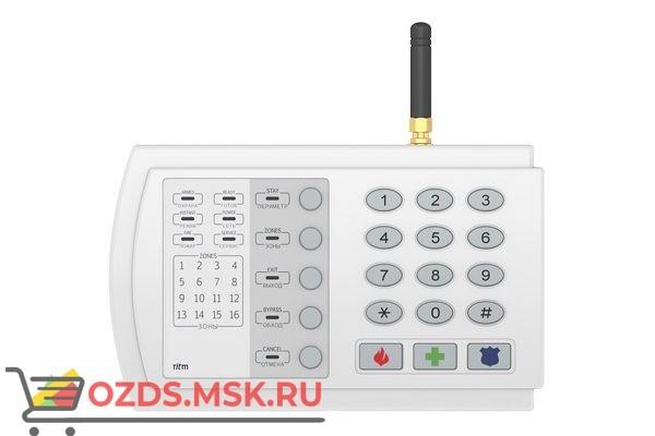 Ритм Контакт GSM-10 Охранно-пожарная панель с антенной