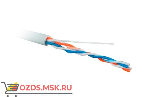 Hyperline UUTP2-C5-S24-IN-LSZH-GY-500: Кабель